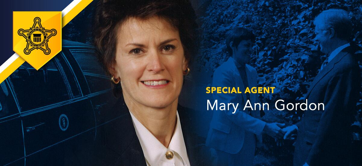 Special Agent Mary Ann Gordon
