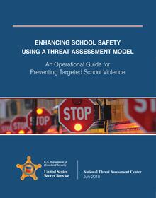 "Read the ""Enhancing School Safety"" report."