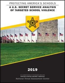 "Read the ""Protecting America's Schools"" report."