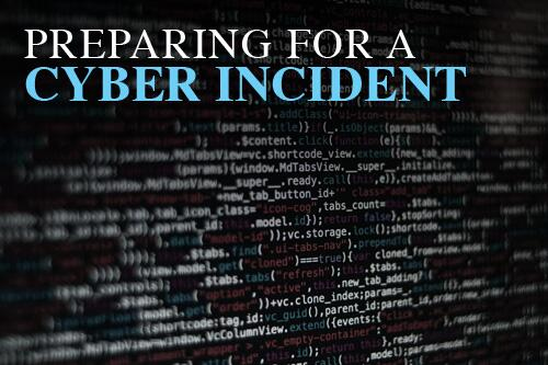 The Secret Service developed a series of cyber incident response planning guides to assist organizations in preparing, preventing, and responding to cyber attacks.